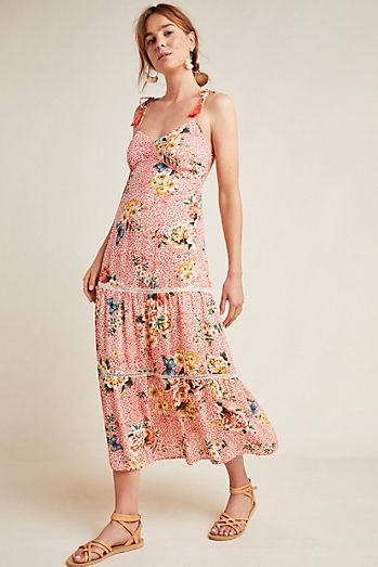 6fa5a10f09 Farm Rio Verbena Midi Dress