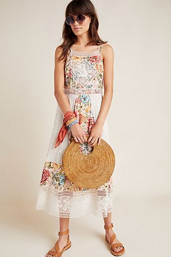 b11633dcf789c4 Maxi Dresses: Floral, White, Black & More | Anthropologie
