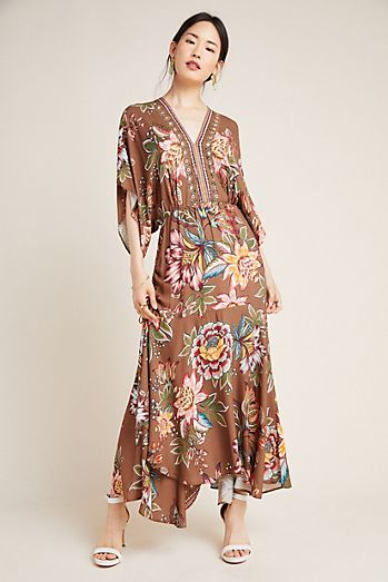 f43498f239ed Maxi Dresses - Boho, Floral, Casual & More | Anthropologie