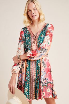Farm Rio Topanga Mini Dress by Farm Rio