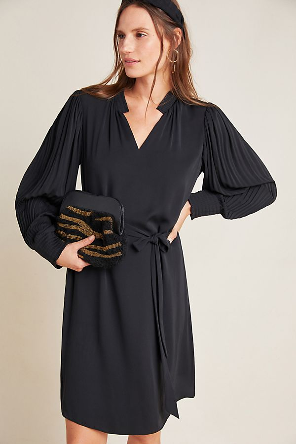 Slide View: 1: Betsy Balloon-Sleeved Tunic