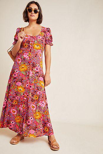 0325907a Maxi Dresses & Midi Dresses | Anthropologie