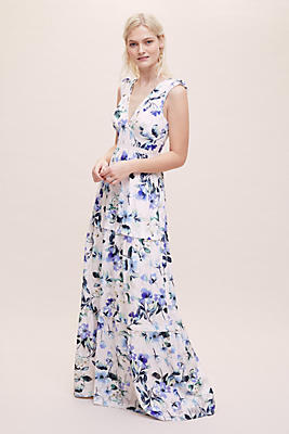 Ressie Maxi Dress by Anthropologie