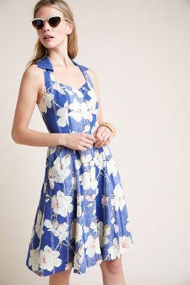 f2e9f425306 Hibiscus Wrap Dress | Anthropologie