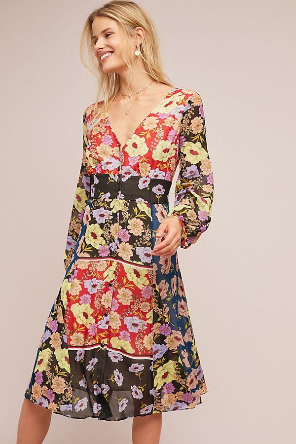c1b7e56b1e2 Gardenia Wrap Dress