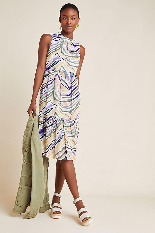 Slide View: 1: Faustina Midi Dress