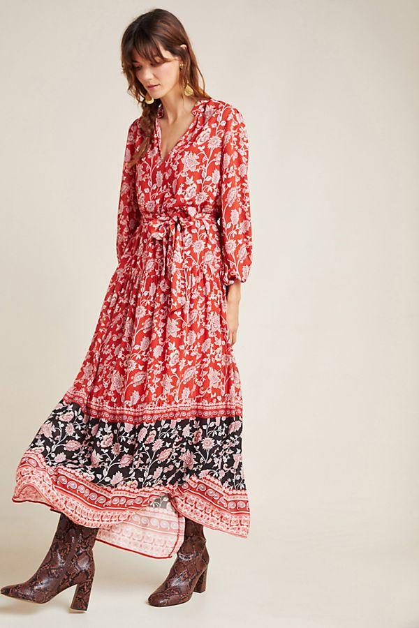 Slide View: 1: Melina Maxi Dress