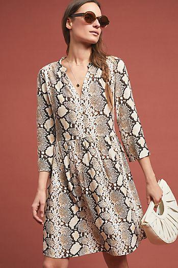 Juno Printed Dress 4cc2374a49a2
