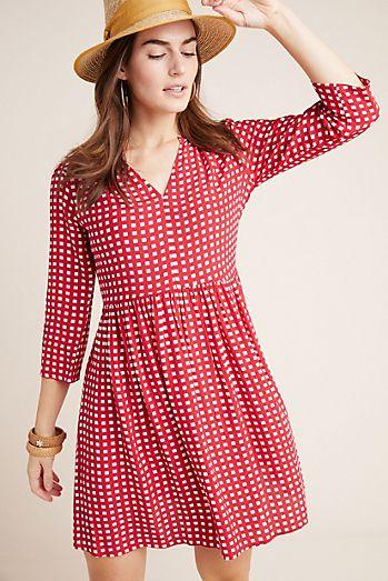 Juno Printed Dress 7c6992ccc341