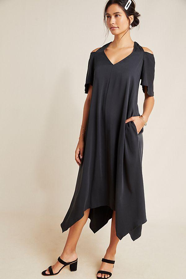 Slide View: 1: Georgiana Midi Dress