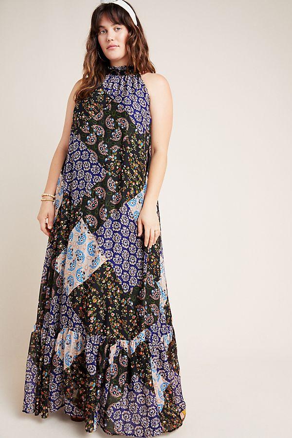 Katrina Maxi Dress by Anthropologie