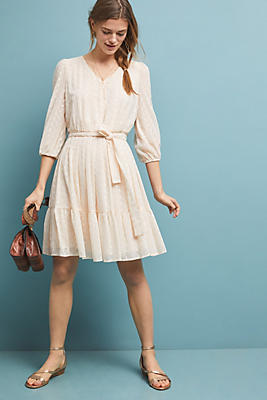 Slide View: 1: Mariella Belted Dress