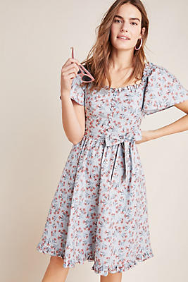 Slide View: 1: Marianna Floral Dress