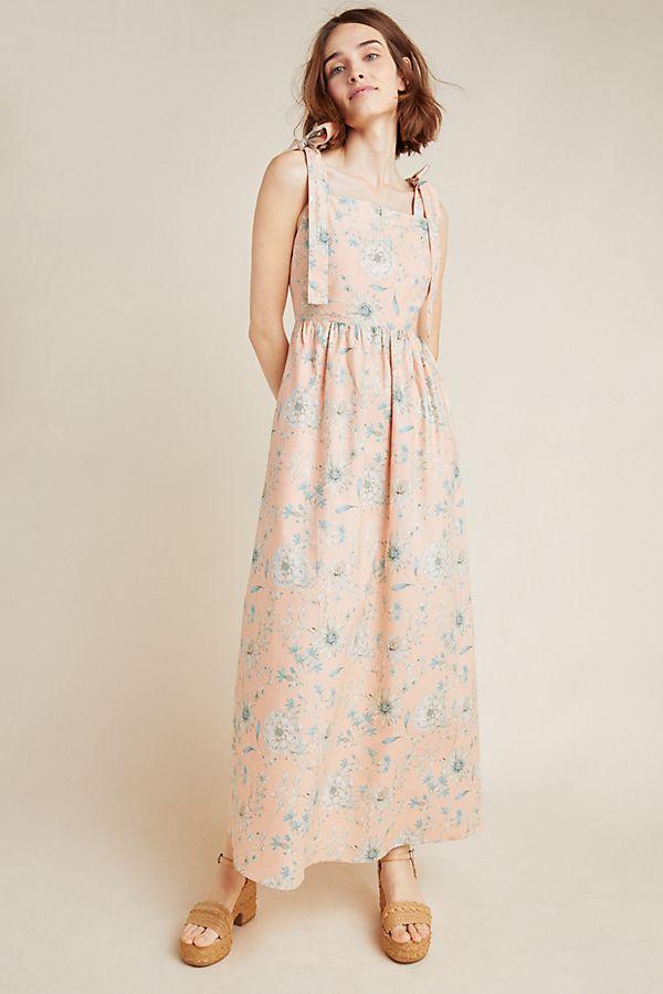 7efd24dbf91c Makenna Floral Maxi Dress | Anthropologie