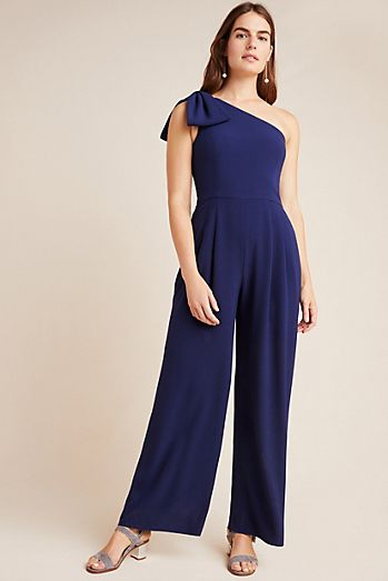603ee0826ec Sylvia One-Shoulder Jumpsuit