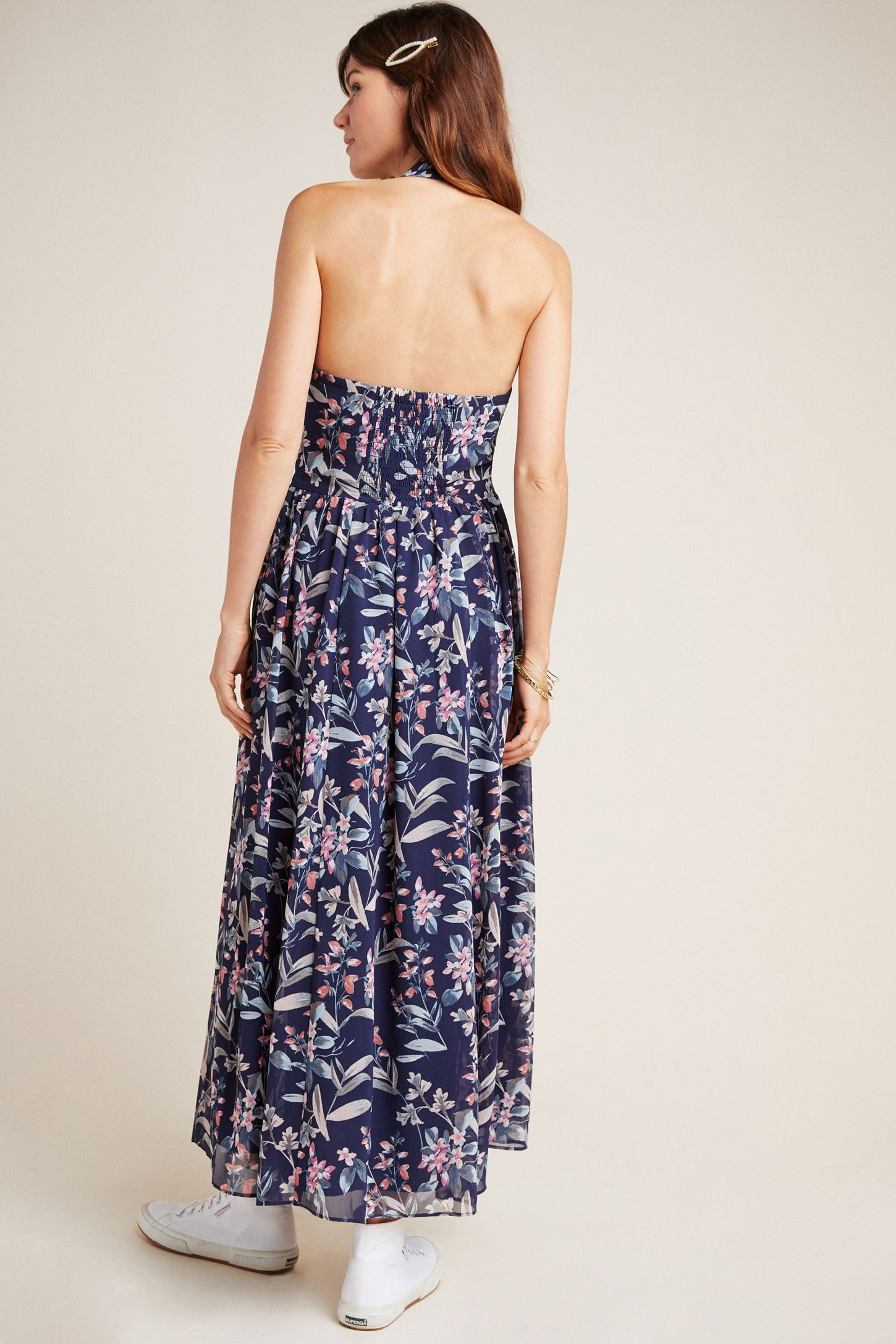 d301ee294478c Siena Floral Maxi Dress   Anthropologie