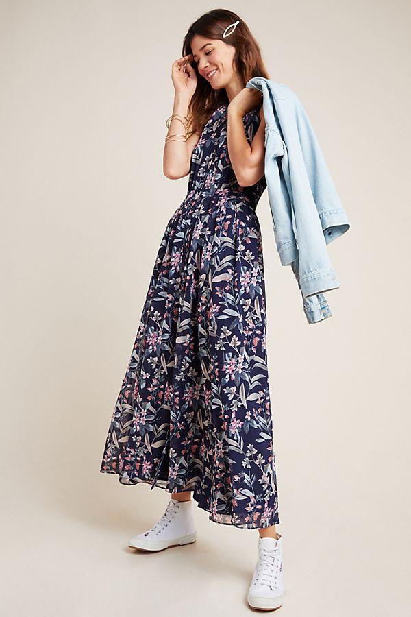 Slide View: 1: Siena Floral Maxi Dress