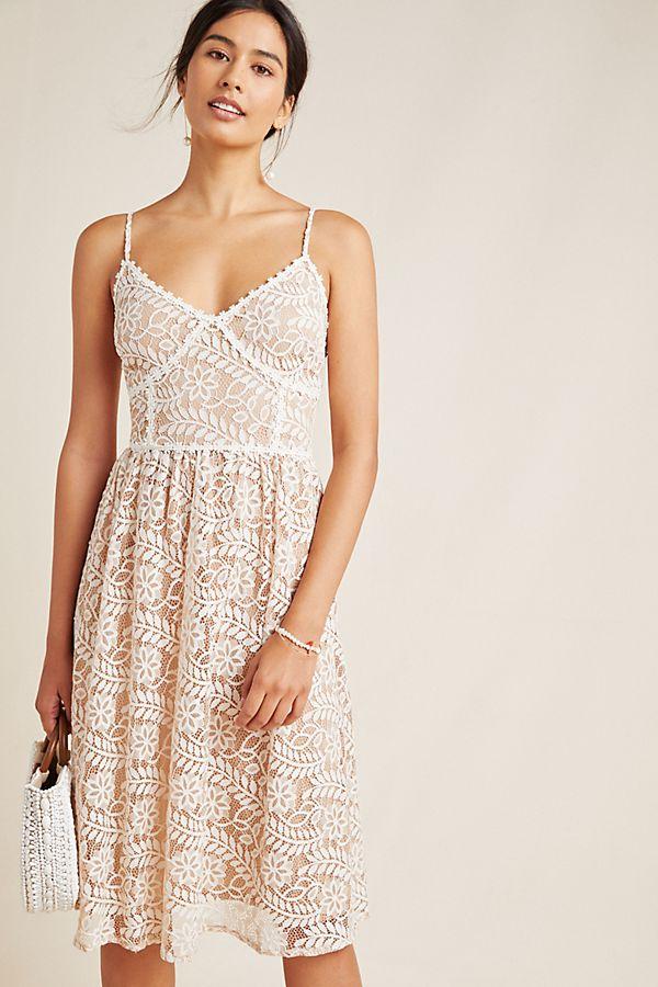 Slide View: 1: Hayden Floral Midi Dress