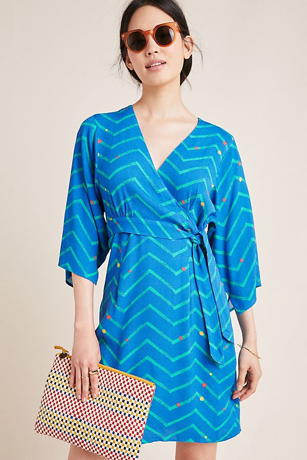 Slide View: 1: Janeiro Dolman-Sleeved Dress