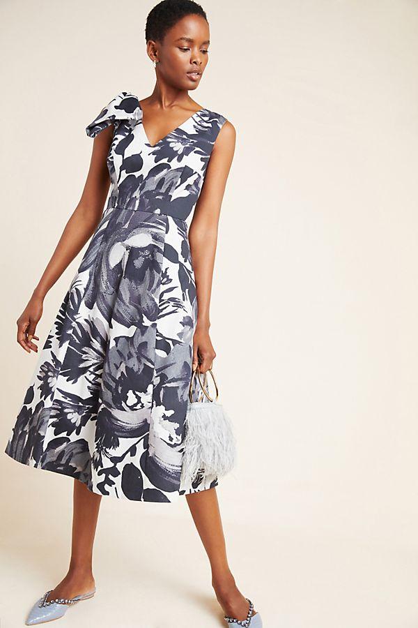 Slide View: 1: Hermosa Midi Dress