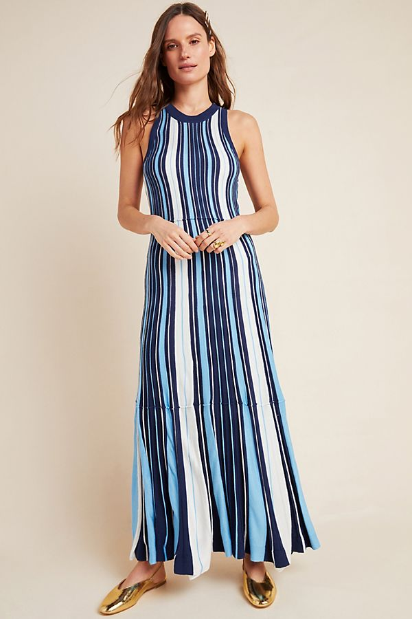 Slide View: 2: Lisanne Sweater Maxi Dress