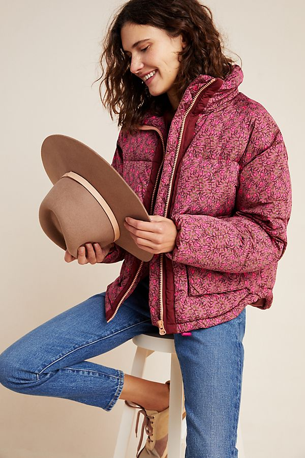 Slide View: 2: Lillie Puffer Jacket