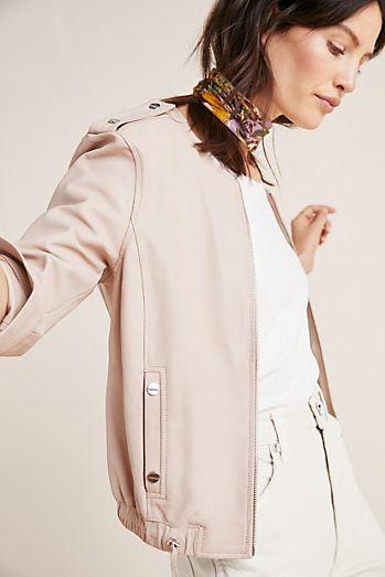 dc58bd75df38ba Lamarque Bluma Leather Jacket
