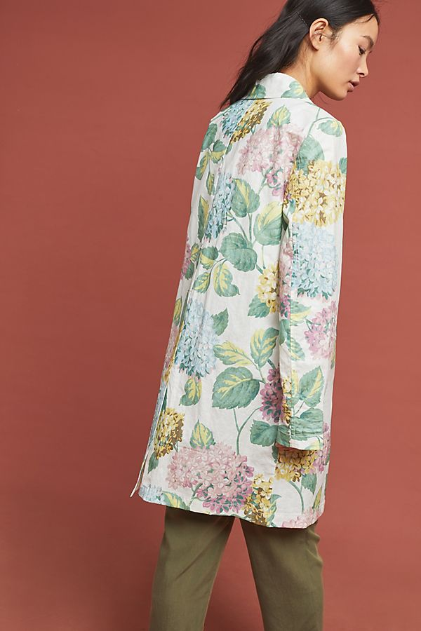 Slide View: 2: Hydrangea Coat