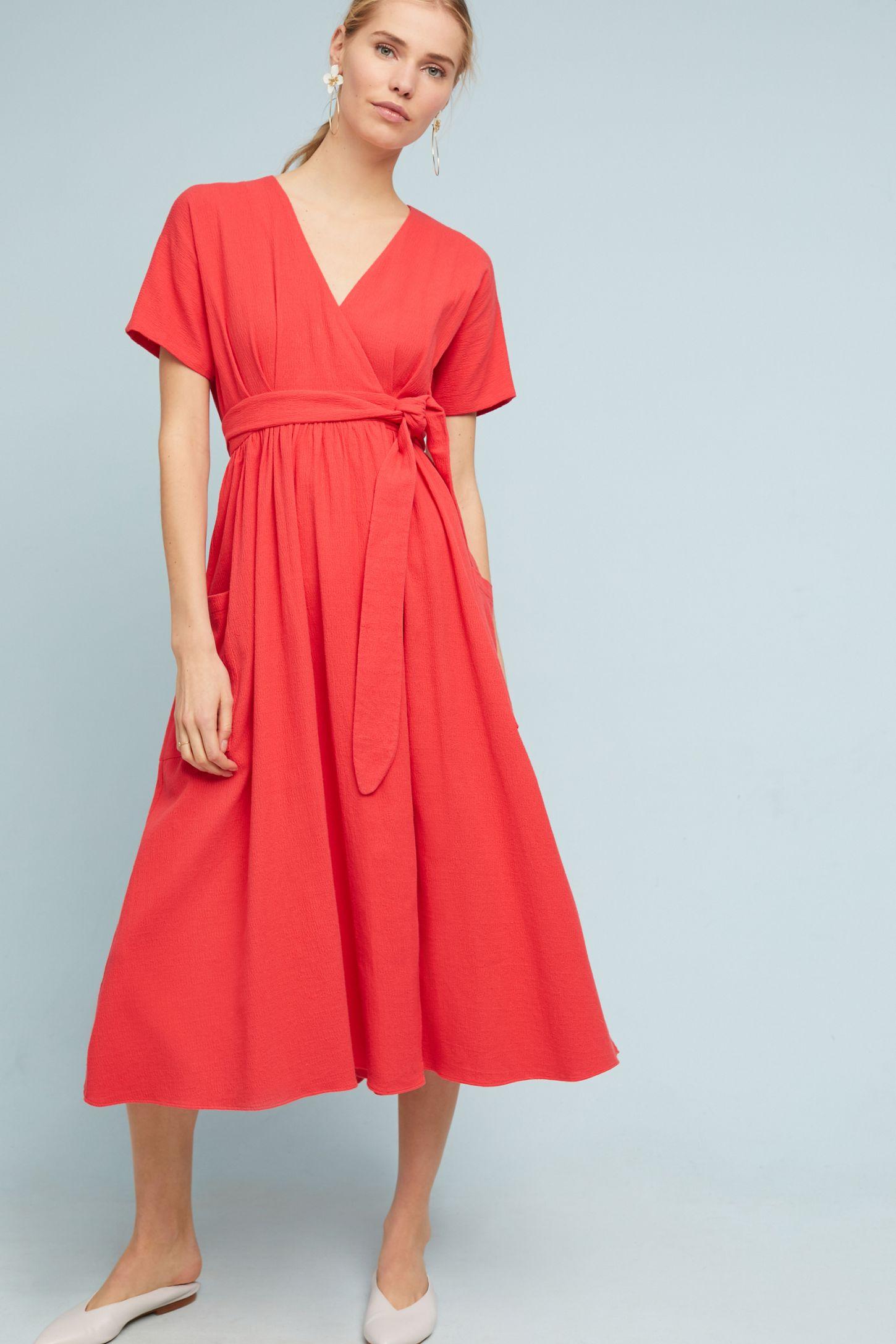 08f124a37f82 Mara Hoffman Ingrid Belted Dress | Anthropologie
