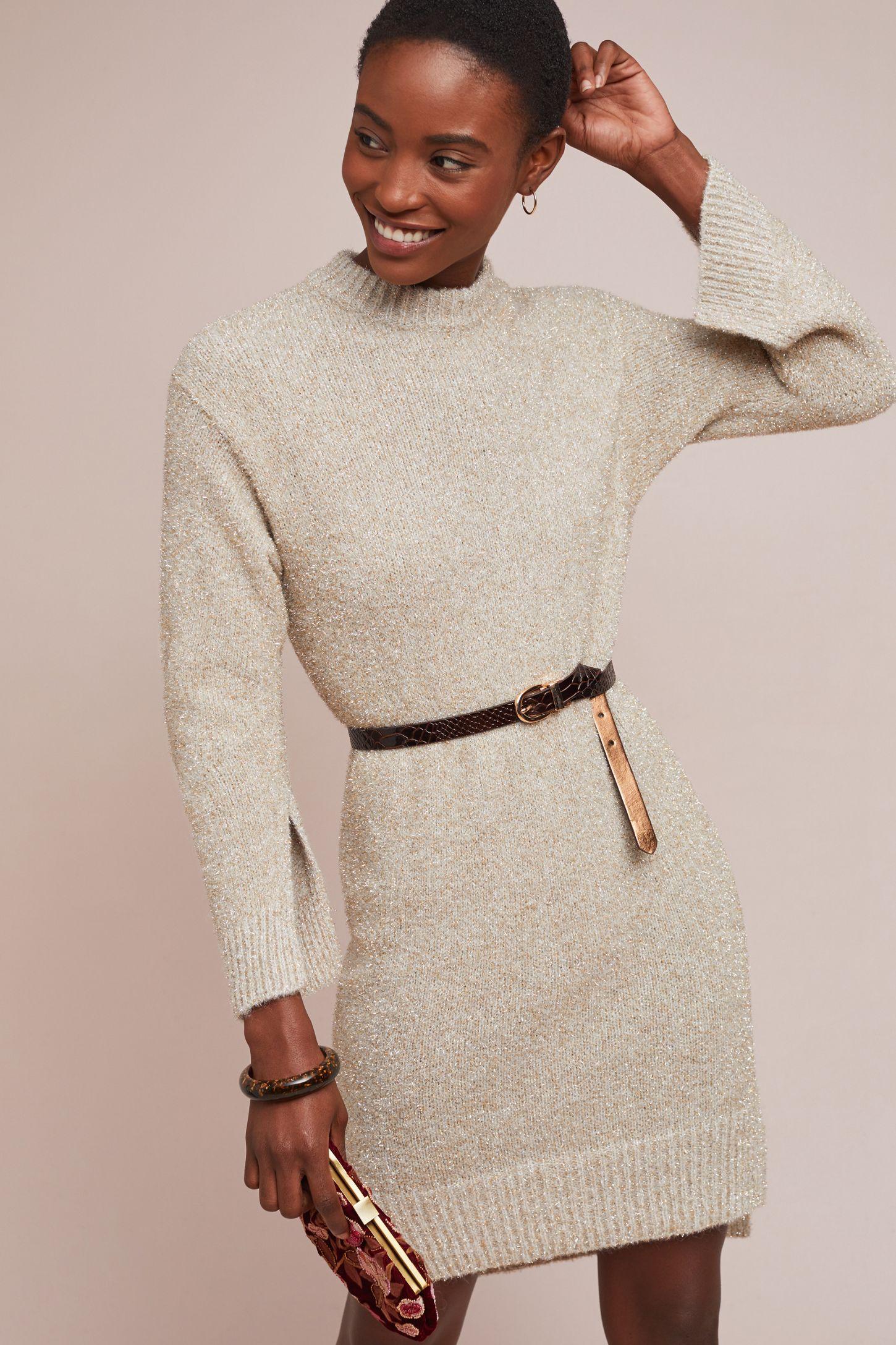 e81cb82addf Albedo Sweater Dress