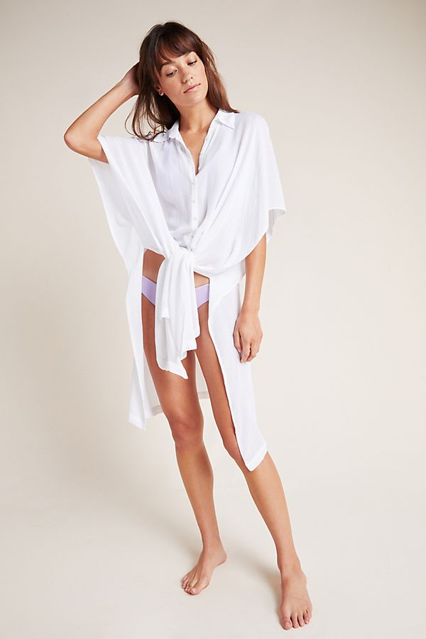 Slide View: 1: L Space Anita Cover-Up Tunic