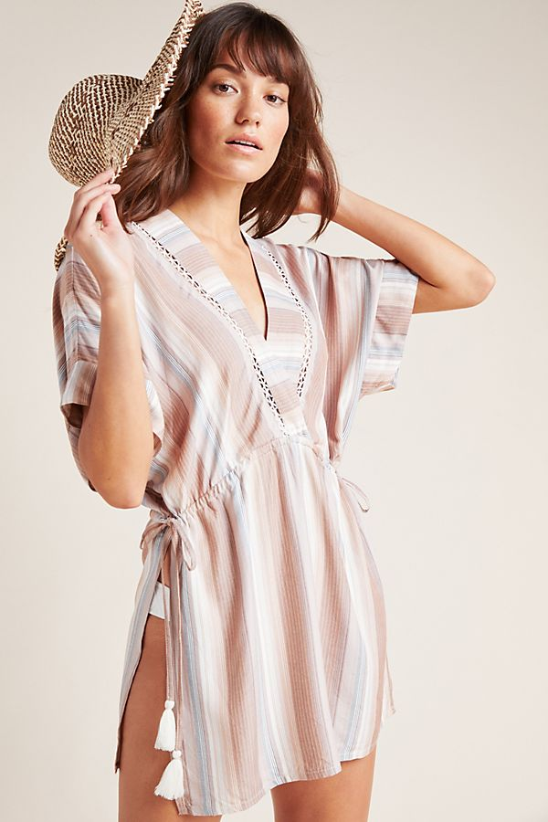 Slide View: 1: L Space Teresa Cover-Up Dress