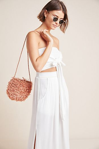 Favoriete White - Resort Wear | Beachwear | Cruise Wear | Anthropologie @CZ52