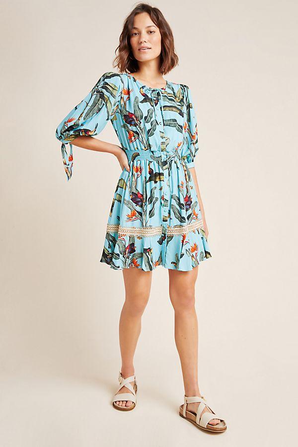 Slide View: 1: PatBO Tropez Cover-Up Dress