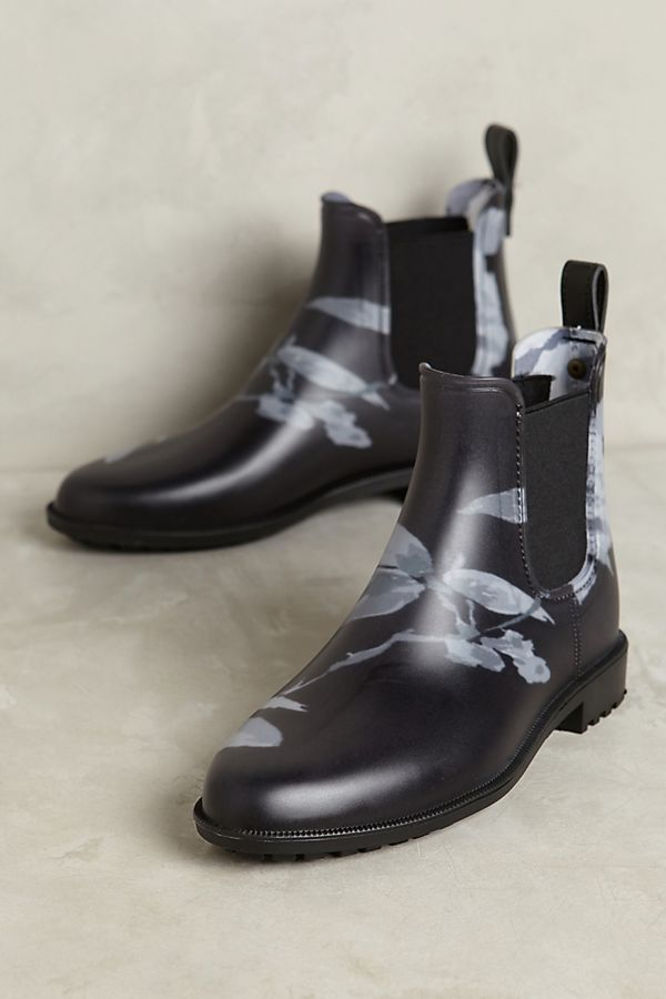 ffe91a5ebbe Joules Rockingham Printed Chelsea Rain Boots
