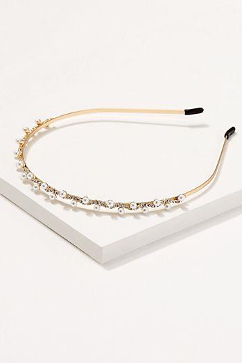 25430725608f Morisse Embellished Headband