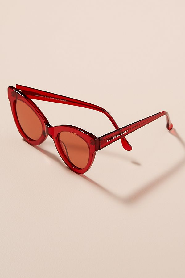 5d75c3791585 Supernormal Magnetic Cat-Eye Sunglasses | Anthropologie UK