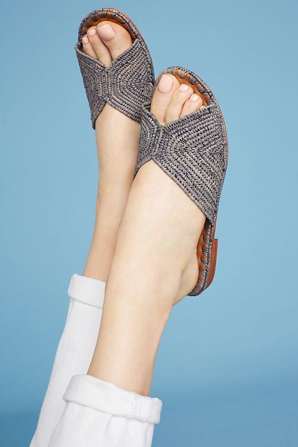 5431de5dde9c Carrie Forbes Salon Slide Sandals