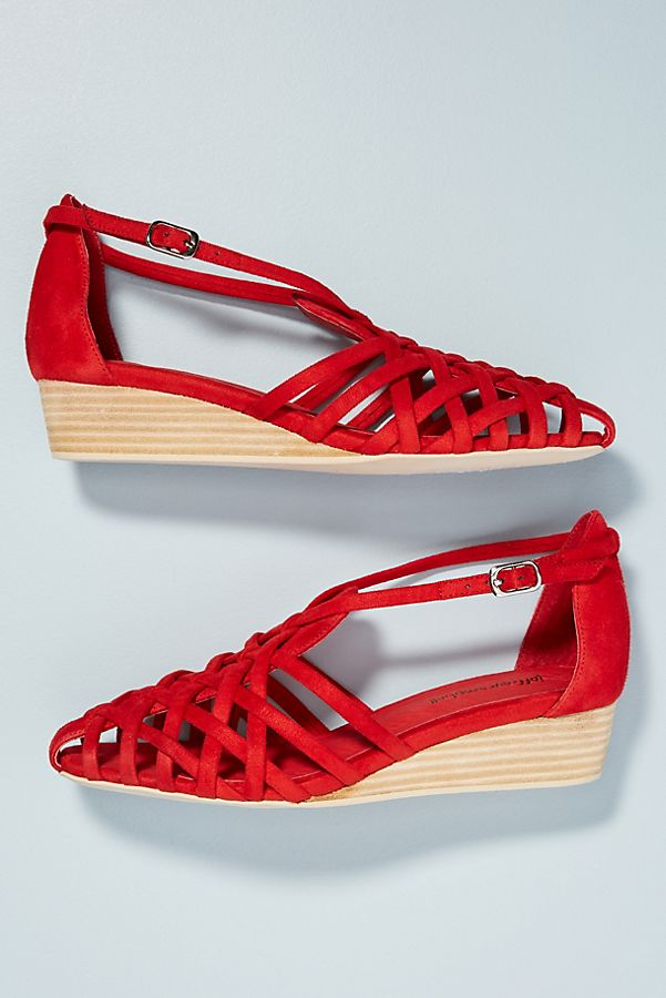 469fb5e1fcc Jeffrey Campbell Kithira Micro Wedge Sandals