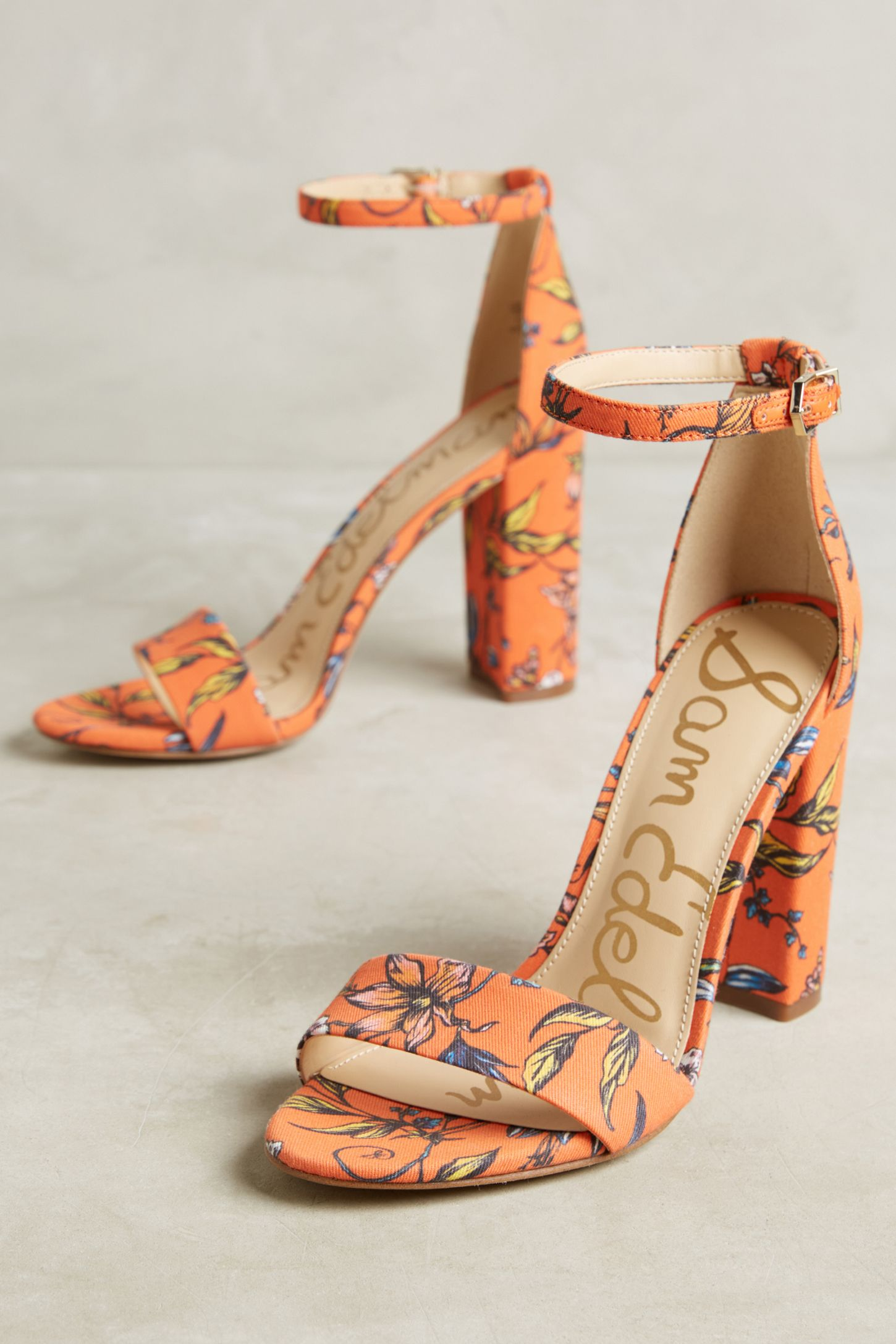 c2b5c10018ca Sam Edelman Yaro Heeled Sandals