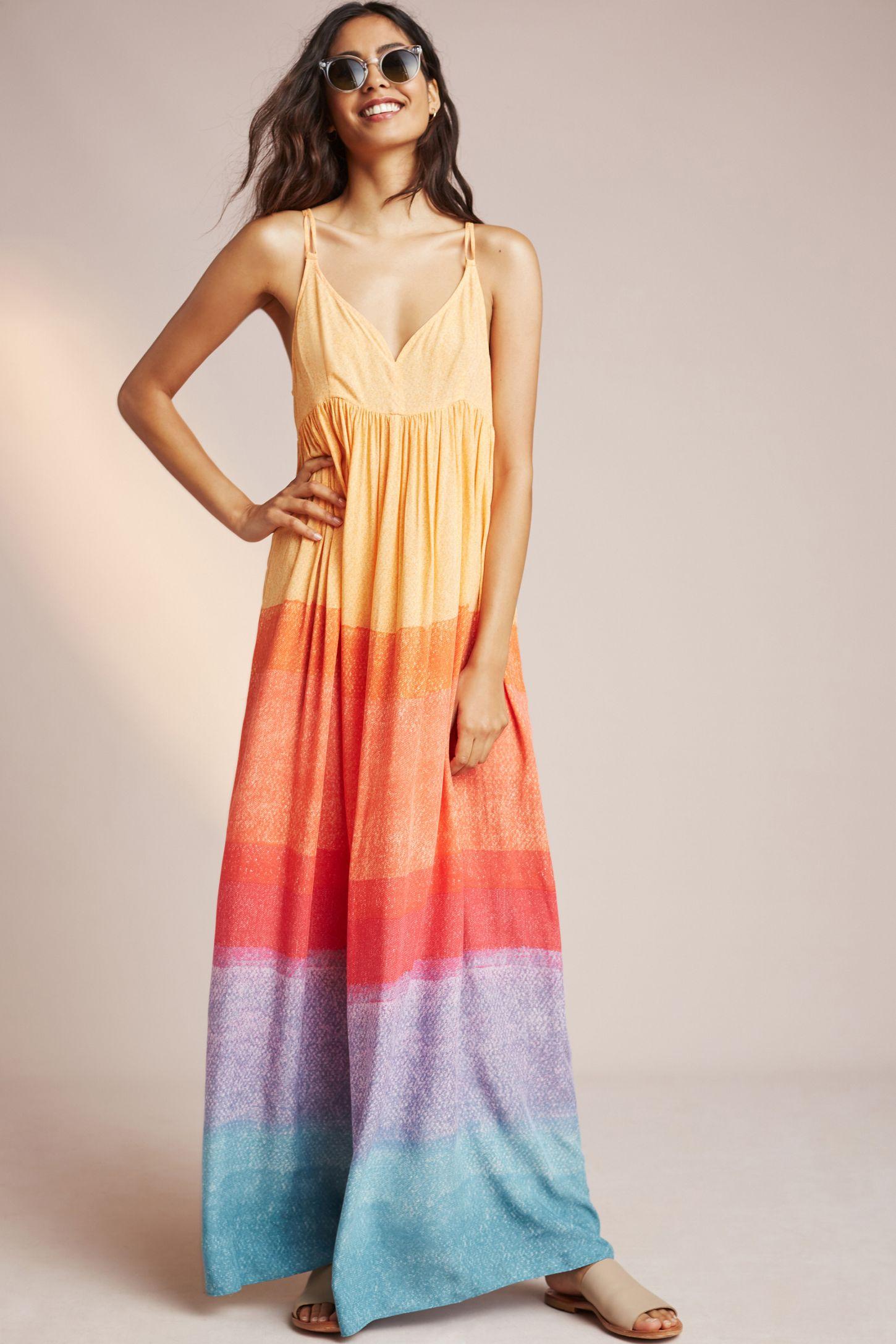 90700fd3109db1 Setting Sun Maxi Dress