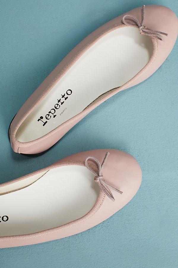 0bc4bec3c4e Repetto Cendrillon Pink Ballet Flats