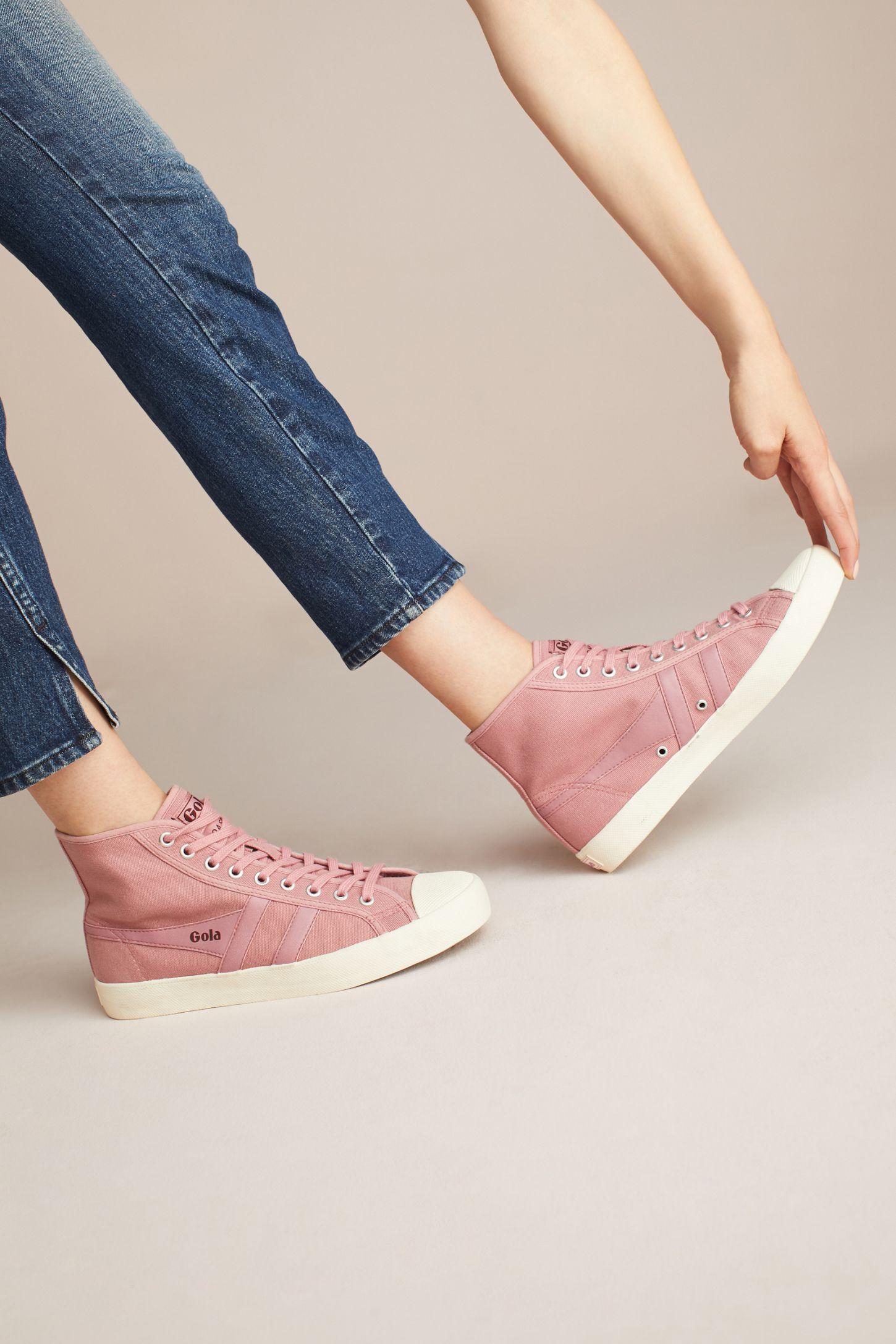 d75dc6d227e Gola Coaster High-Top Sneakers
