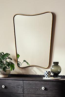 Slide View: 1: Modernist Mirror