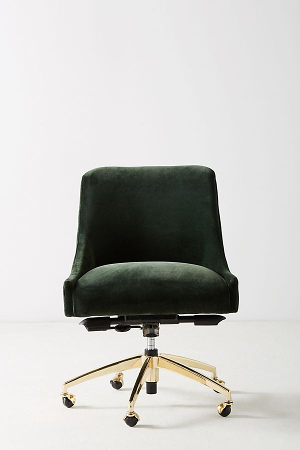 Elowen Swivel Chair Anthropologie Uk