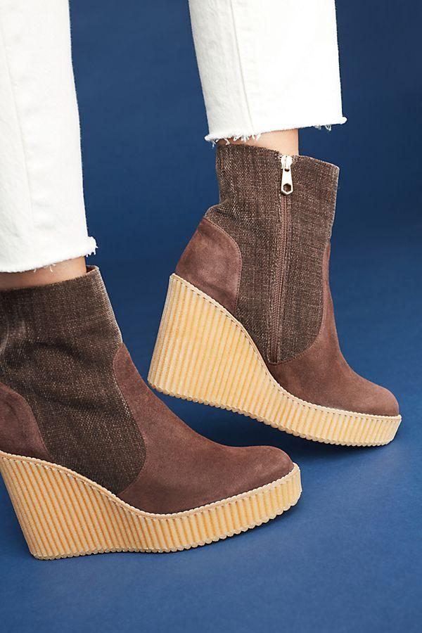 4f03aa508a4d Castañer Quilmes Wedge Boots
