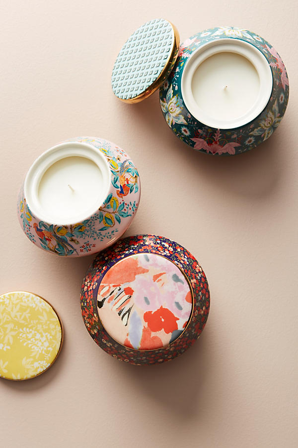 Liberty For Anthropologie Candle Anthropologie