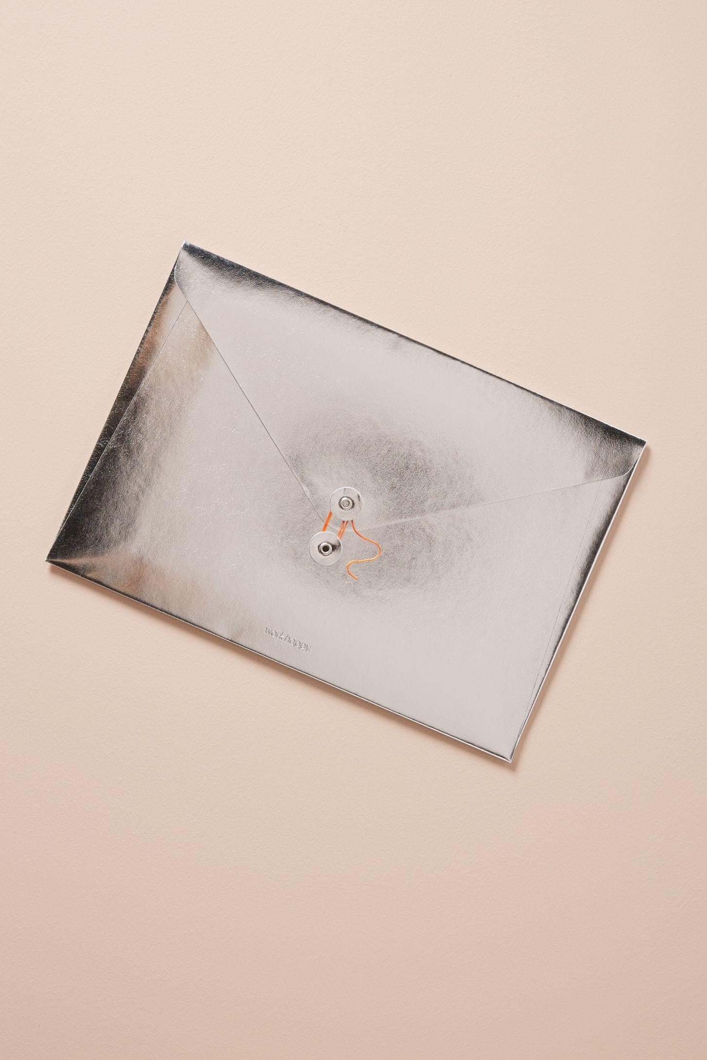 Metallic File Folder