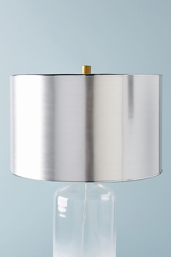 Metallic Lamp Shade