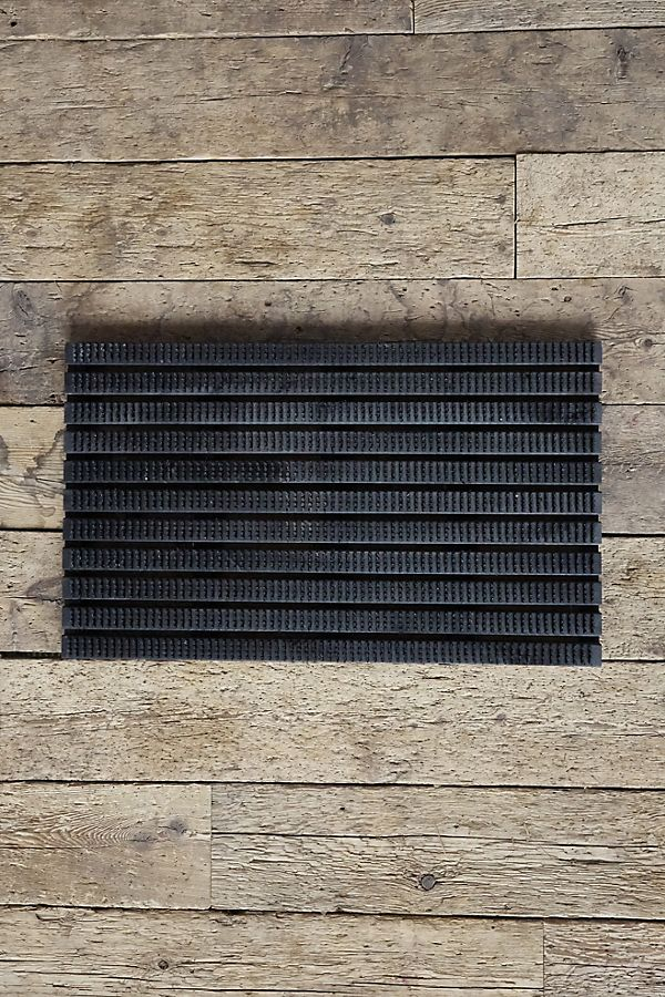 Slide View: 1: Birch Bristle Doormat